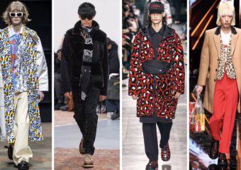 fall/winter 2019 menswear