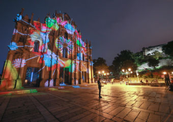 Macau Light Festival 2019 family events macau december
