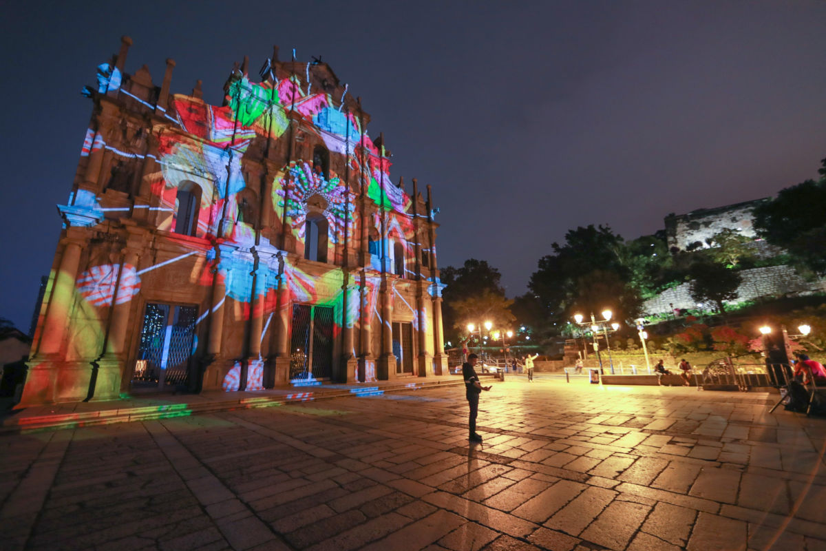 Macau Light Festival 2019