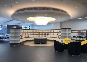 Seac Pai Van Library Interior