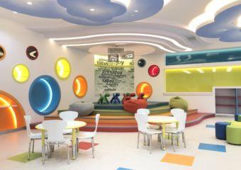Seac Pai Van Library Kids Area