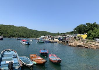 Tap Mun Island