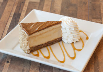 The Cheesecake Factory Macao_Salted Caramel Cheesecake