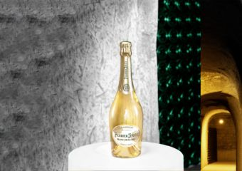 an evening with Perrier-Jouët