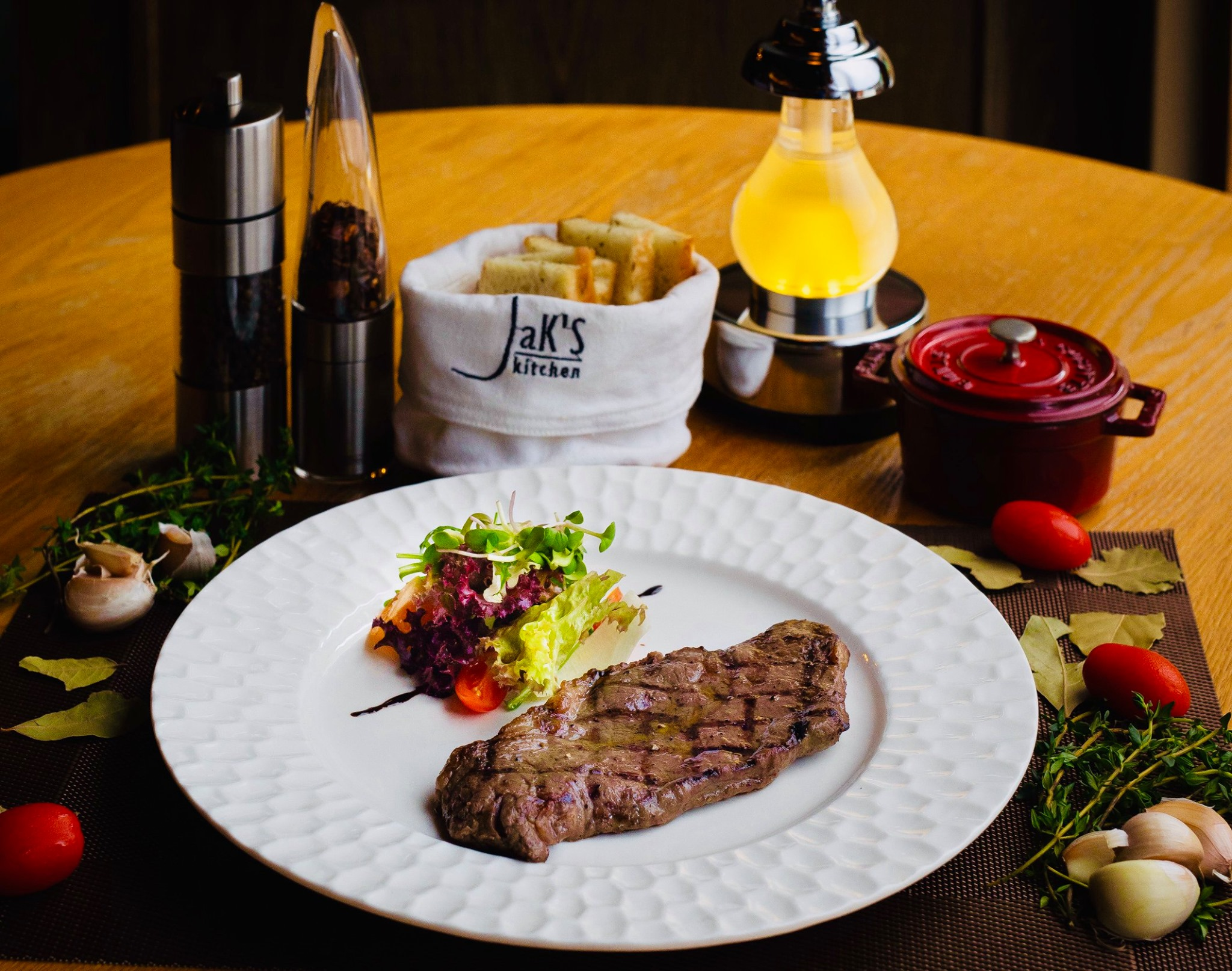 jak's kitchen one oasis steak 2