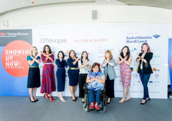 2018-TEDxTinHauWomen – PC Julia Broad (2)