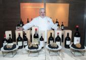 8½ Otto e Mezzo Bombana 20th Italian Alba White Truffle International Auction Chef Bombana