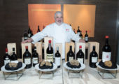 8½ Otto e Mezzo Bombana 20th Italian Alba White Truffle International Auction Chef Bombana