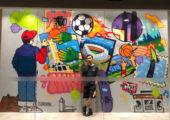 Cloakwork outloud street art festival