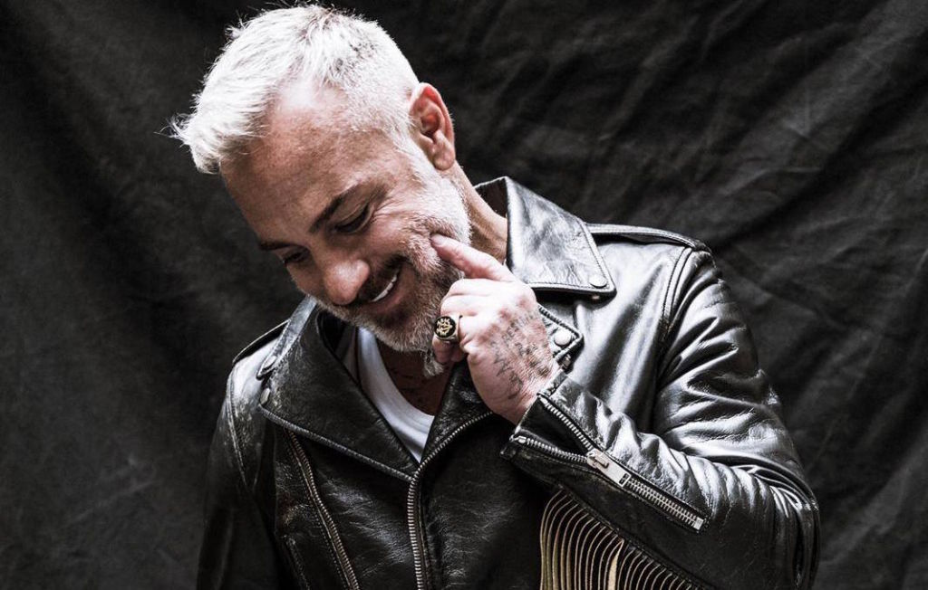 Gianluca Vacchi Performs at Cubic