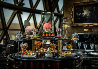 Grand Lisboa Macau Robuchon au Dôme Photo Dessert Trollery
