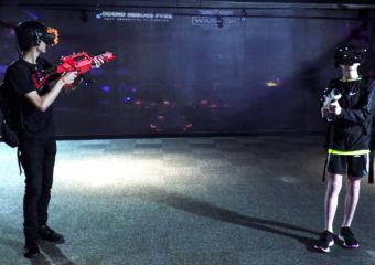 Legend Heroes Park_Space Warrior