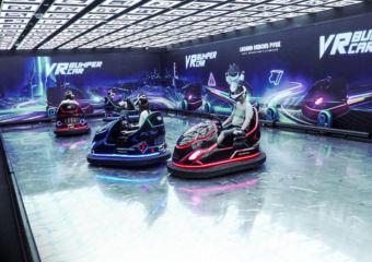 Legend Heroes Park_VR Bumper Car