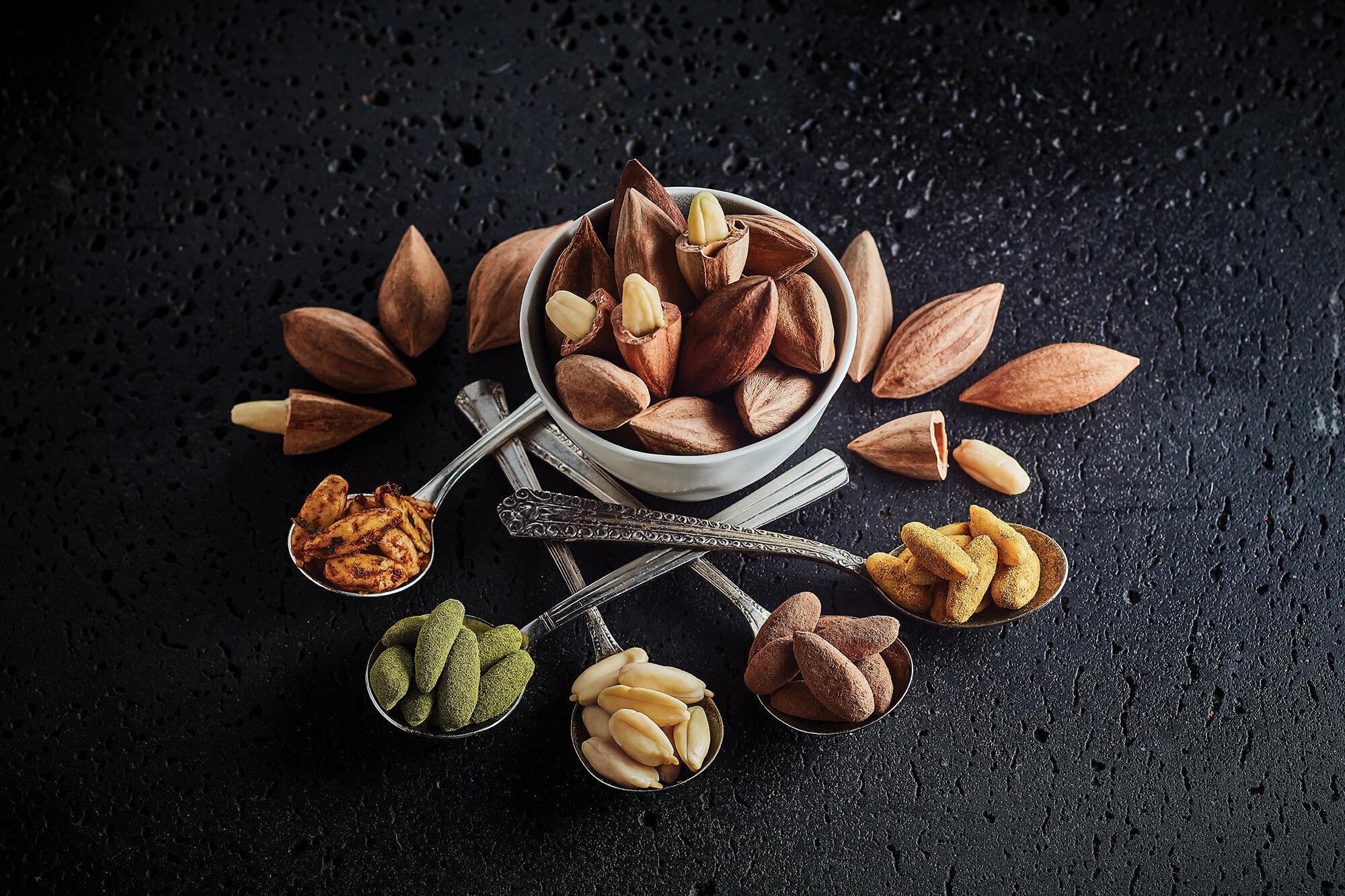 Mount Mayon Premium Pili Nuts pili product range