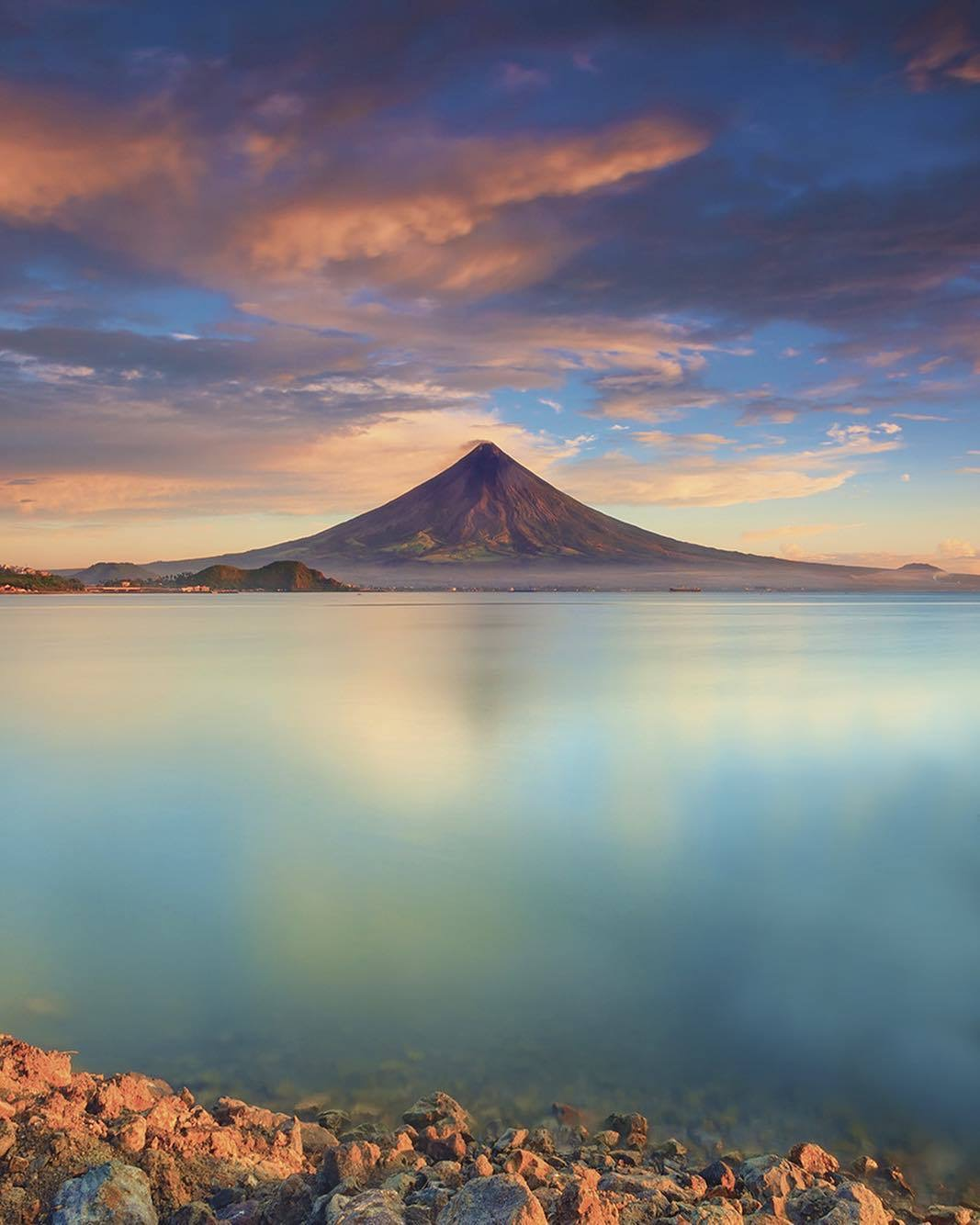 Mount+Mayon+Volcano+Philippines