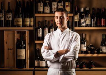 Rossi Trattoria_Chef Rodolfo Serritelli portrait