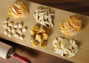 Rossi Trattoria_pasta shapes