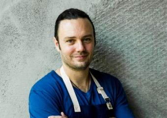 Chef David Myers Marina Bay Sands