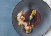 Stories of The Sea Third Chapter French Turbot and Brittany Blue Lobster December dining Macau