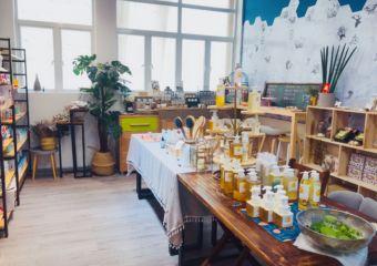 The Moss Natural Life_shop interior