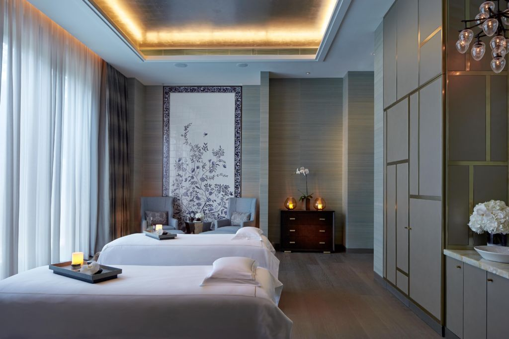 The Ritz-Carlton Spa, Macau_Couples Treatment Room