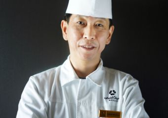 Yamazato Executive Chef Morihiro Takeda