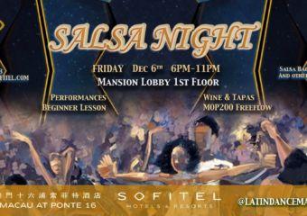 salsa night macau at ponte 16