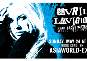 Avril Lavigne Hong Kong Tour 2020 Poster