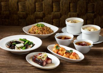 Chinese Seasonal Set Menu yum cha sheraton grand macao