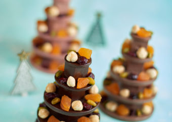 Chocolate Christmas Tree (2)