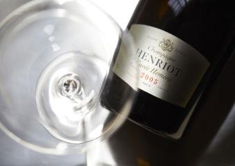 vida rica restaurant Henriot champagne dinner