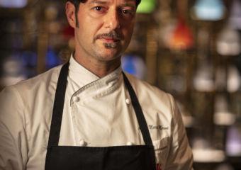 Galaxy Macau 8½ Otto e Mezzo BOMBANA Chef Antimo Merone
