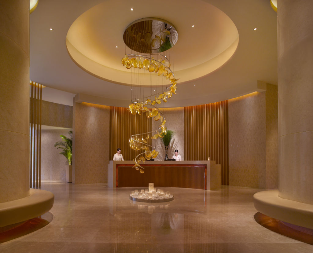 Grand Hyatt Macau_Isala Spa Lobby