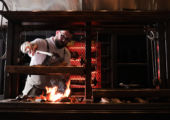 january hong kong hot tables Henry Rosewood Hong Kong