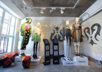 Macao Fashion Show January 2020 Macau Stall