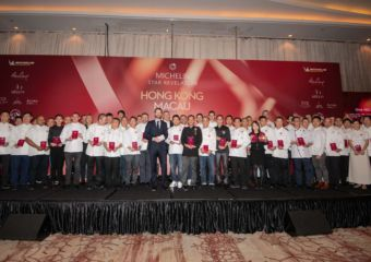 Macau Lifestyle MICHELIN Guide Hong Kong Macau 2020 group photo