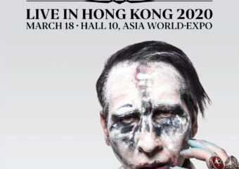 Marilyn Manson Live in Hong Kong 2020
