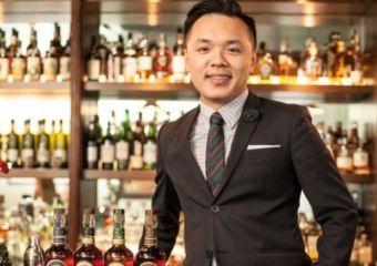 Michter's Whiskey Brand Ambassador John Ng