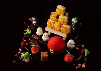 vida rica bar christmas The Painter's Afternoon Tea Set Christmas Edition