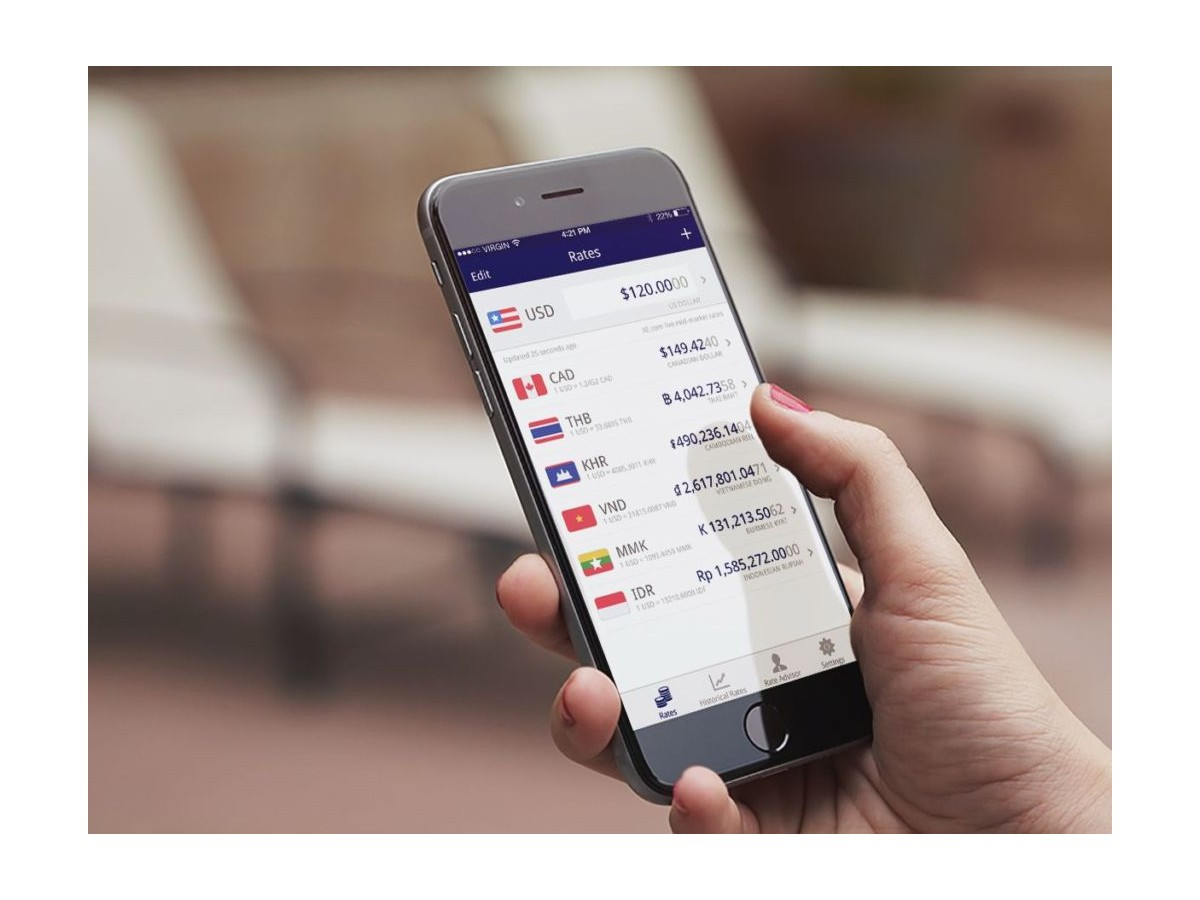 XE Currency finance apps Macau Lifestyle