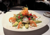 caffe b italian restaurant new menu macau lifestyle_Insalata di gamberi