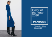 Pantone Color of the Year blue