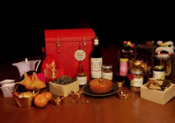 vida rica restaurant chinese new year deluxe mandarin oriental hamper