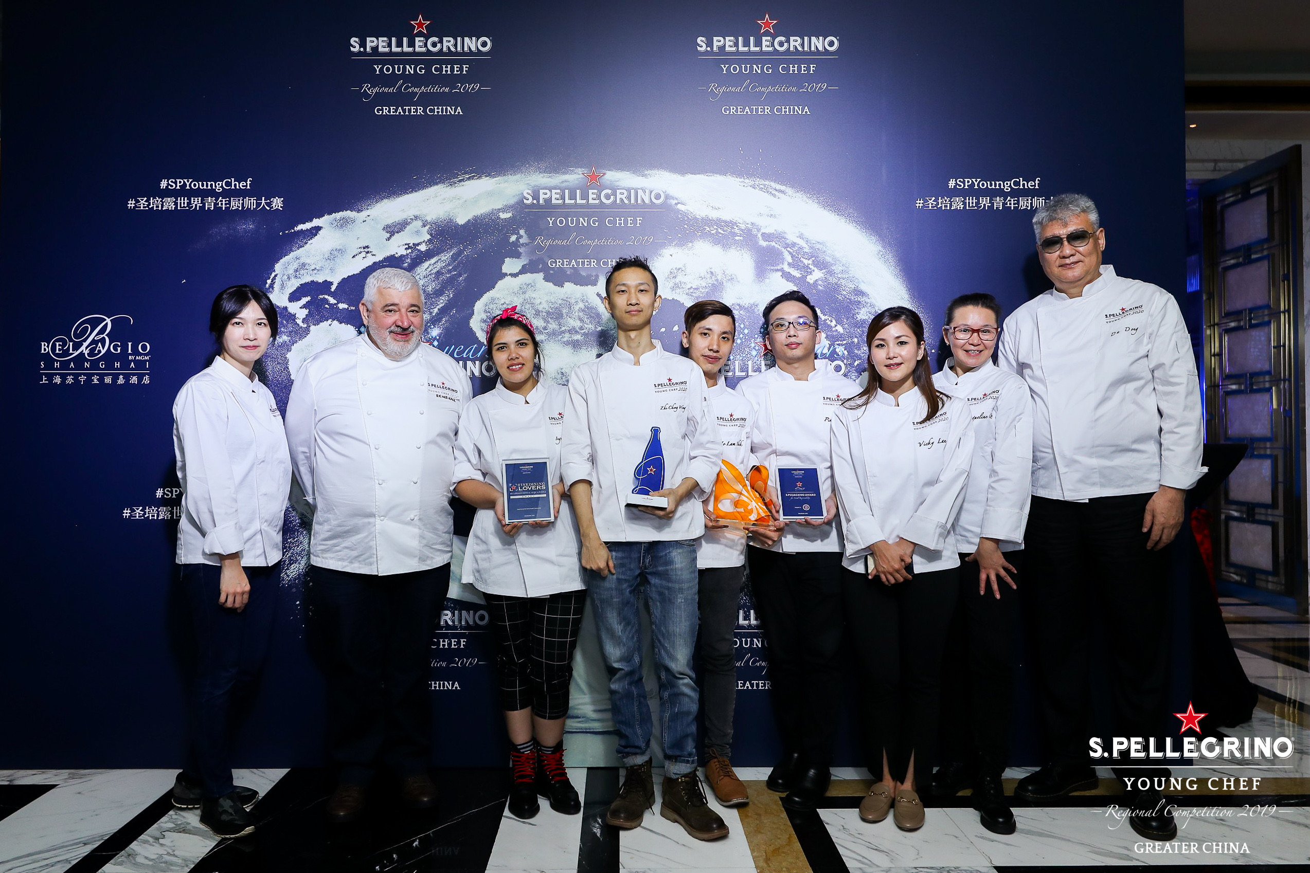 Greater China Final SanPellegrino Young Chef 2019-2020