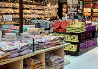 Koi Kei Bakery Interior Rua da Felicidade General Shot Macau Lifestyle
