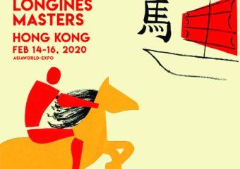 Longines Masters Hong Kong 2020 Poster
