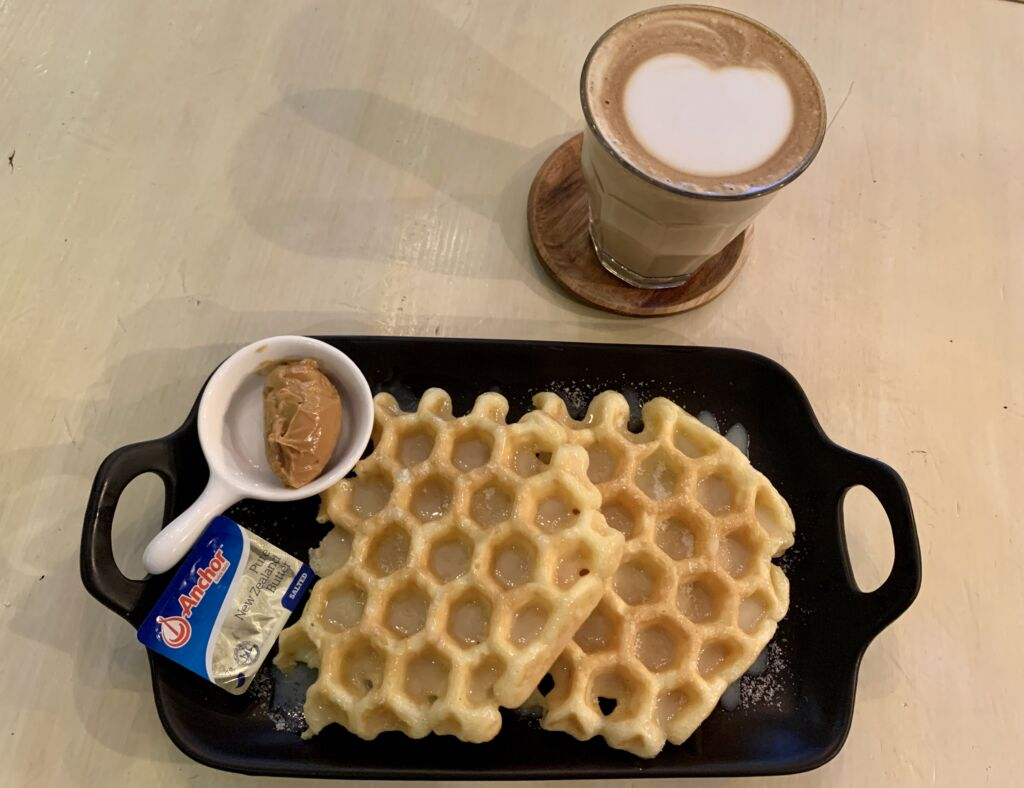 TOFF Cafe_waffles