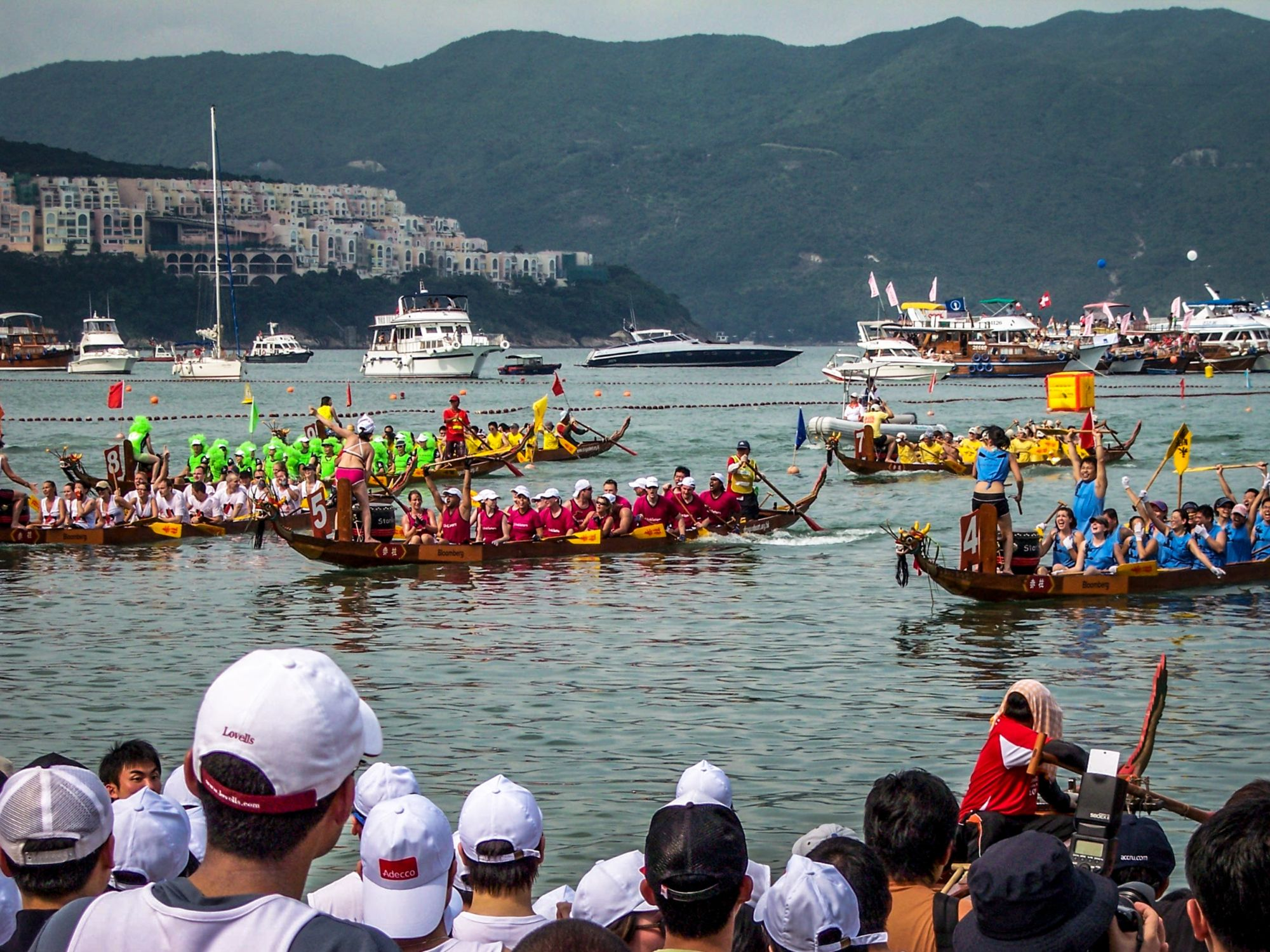 hong kong dragon boat races