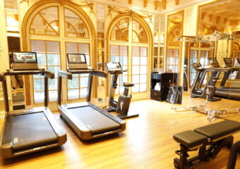 the 13 hotel Gym (1)