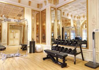 the 13 hotel Gym (2)